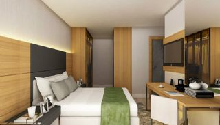 Prisvärda lägenheter nära Antalyas flygplats i Kepez, Interiör bilder-8