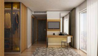 Prisvärda lägenheter nära Antalyas flygplats i Kepez, Interiör bilder-9
