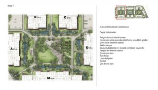 New Apartments in Smart City Complex with Tramline in Antalya, Property Plans-13