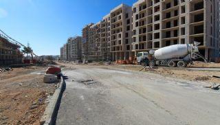 Appartements d'Investissement Près du Tramway Kepez Antalya,  Photos de Construction-1