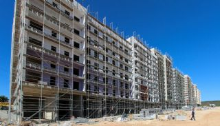 Appartements d'Investissement Près du Tramway Kepez Antalya,  Photos de Construction-13