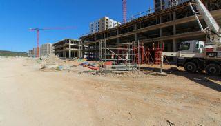 Appartements d'Investissement Près du Tramway Kepez Antalya,  Photos de Construction-5