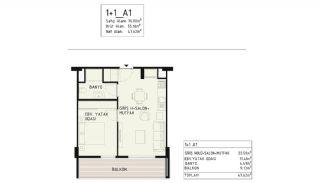 Appartements d'Investissement Près du Tramway Kepez Antalya, Projet Immobiliers-1