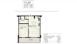 Appartements d'Investissement Près du Tramway Kepez Antalya, Projet Immobiliers-3