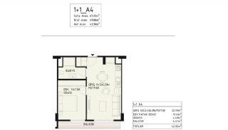 Appartements d'Investissement Près du Tramway Kepez Antalya, Projet Immobiliers-4
