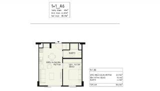 Appartements d'Investissement Près du Tramway Kepez Antalya, Projet Immobiliers-5