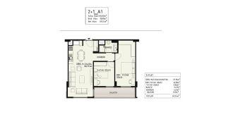 Appartements d'Investissement Près du Tramway Kepez Antalya, Projet Immobiliers-6