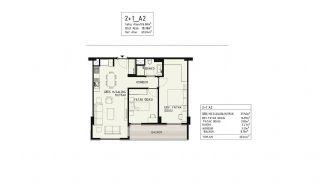 Appartements d'Investissement Près du Tramway Kepez Antalya, Projet Immobiliers-7