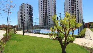 Appartement met boszicht en rijke complexe kenmerken in Antalya, Antalya / Dosemealti - video