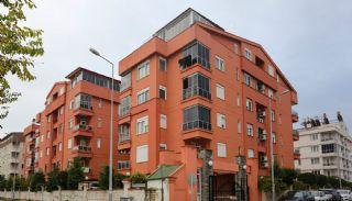 Centrale flat dicht bij sociale voorzieningen in Antalya, Antalya / Lara