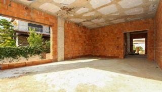 Ruim gloednieuw duplex huis met privézwembad in Antalya, Bouw Fotos-8