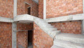Rymligt helt nytt duplexhus med privat pool i Antalya, Byggbilder-13