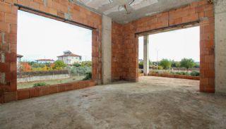 Rymligt helt nytt duplexhus med privat pool i Antalya, Byggbilder-17