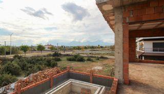 Ruim gloednieuw duplex huis met privézwembad in Antalya, Bouw Fotos-21