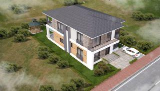 Rymligt helt nytt duplexhus med privat pool i Antalya, Antalya / Dosemealti - video