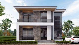 Ruim gloednieuw duplex huis met privézwembad in Antalya, Antalya / Dosemealti - video