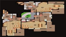 Alacati Huizen, Vloer Plannen-1