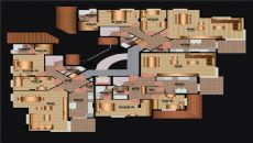 Alacati Huizen, Vloer Plannen-2