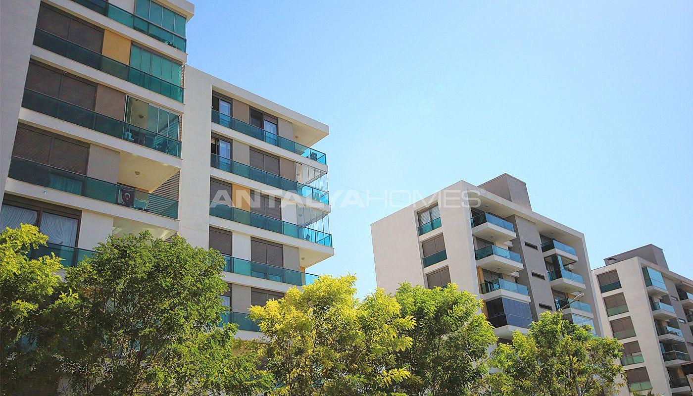 Residence modern park immobilier de luxe lara antalya for Residence immobilier