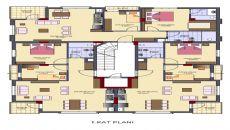 Villa Olivia, Kat Planları-3