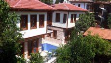 Tribleks Villalar, Kaleiçi / Antalya
