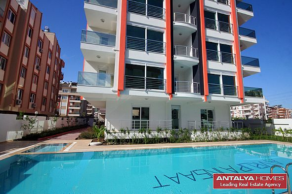 Appartement coral prix abordables konyaalti antalya for Prix appartement