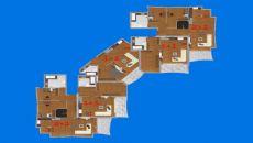 Rose Residence, Vloer Plannen-1