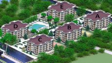 Cheap Apartment in Newly Developing Region of Antalya, Turkey, Property Plans-5