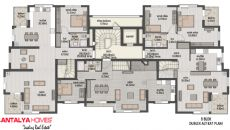 Mimoza Homes, Property Plans-1