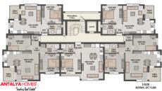 Mimoza Homes, Property Plans-2