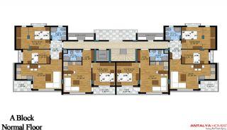 Апартаменты Грин Гарден, Планировка -2