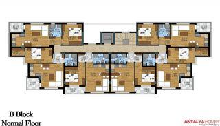 Апартаменты Грин Гарден, Планировка -5