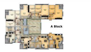 Sunset Residence, Vloer Plannen-1