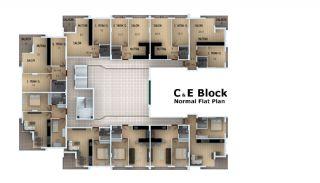 Sunset Residence, Vloer Plannen-2