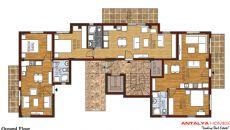 Maison Crystal Appartements de Luxe Proches de la Plage, Projet Immobiliers-1