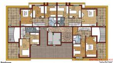 Maison Crystal Appartements de Luxe Proches de la Plage, Projet Immobiliers-4
