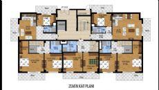 Appartement Sunrise de Luxe à Konyaalti, Antalya, Projet Immobiliers-1