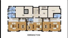 Appartement Sunrise de Luxe à Konyaalti, Antalya, Projet Immobiliers-2