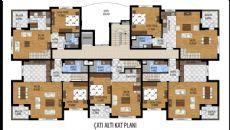 Appartement Sunrise de Luxe à Konyaalti, Antalya, Projet Immobiliers-4
