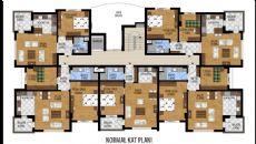 Appartement Sunrise de Luxe à Konyaalti, Antalya, Projet Immobiliers-5