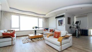 Lägenheter med Panoramautsikt över Havet i Lara Antalya, Interiör bilder-2