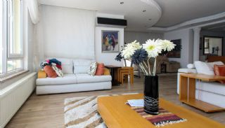 Lägenheter med Panoramautsikt över Havet i Lara Antalya, Interiör bilder-4