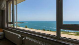 Lara'da Panoramik Deniz Manzaralı Satılık Daireler, İç Fotoğraflar-5