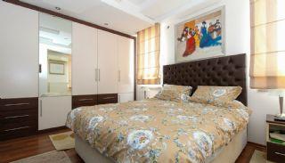 Lägenheter med Panoramautsikt över Havet i Lara Antalya, Interiör bilder-14