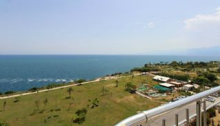 Lägenheter med Panoramautsikt över Havet i Lara Antalya, Interiör bilder-22