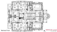 Guzeloba Sitesi, Kat Planları-4