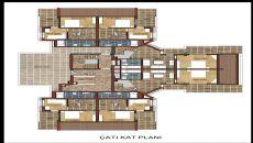 Hun Lägenheter, Planritningar-1