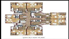 Hun Lägenheter, Planritningar-4