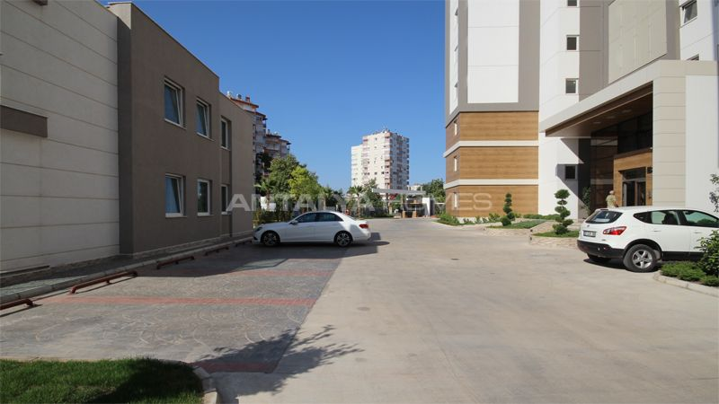 Duden Park Apartments | Sea View Flats in Antalya