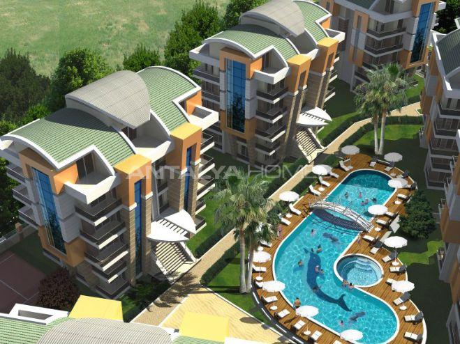 prestige homes best apartments in turkey. Black Bedroom Furniture Sets. Home Design Ideas